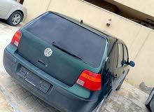 Volkswagen Golf car for sale 2008 in Misrata city