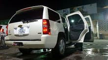 White Chevrolet Tahoe 2008 for sale
