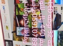 شاشات مقاس 32 بوصه مع الرسيفر كميه متوفره جديدة
