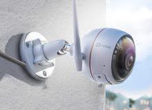 كاميرات مراقبة واي فاي من ايز فيز لاتحتاج لرسيفر
