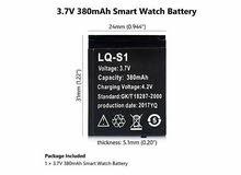 بطارية الساعات الذكية - Smartwatch Battery
