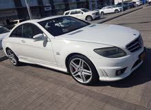 Mercedes Benz CL 500 2007 For sale - White color