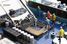 صيانة جميع انواع اجهزة اللابتوب والكمبيوتر