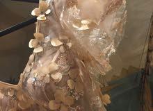 dress size 48  فستان مقاس 48