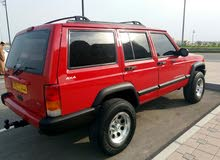 Jeep Cherokee 1998 For sale - Red color