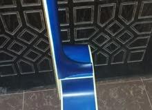 جيتار تركواز مع ازرق