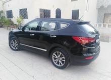 Hyundai Santa Fe 2014 For sale - Black color