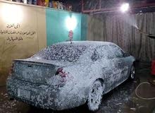 السلام عليكم غسل سيارات في اي مكان في بغداد