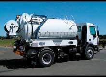 خدمات التنظيف و التسريح قنوات الصرف الصحي وملحقاتها
