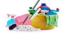 مكتب الزهره البيضاء للتنظيف المنازل