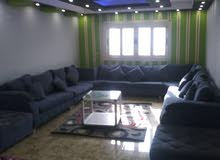 شقة للايجار بفيصل بالمطبعة مفروشة ومكيفة