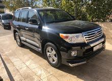 Toyota Land Cruiser 2014 For sale - Black color