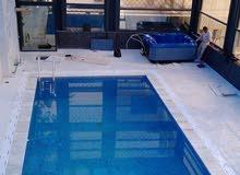 برك سباحة