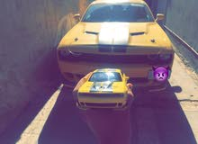 Dodge Challenger 2017 For sale - Yellow color