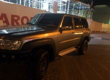 For sale Nissan Patrol car in Dubai