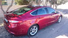 Automatic Maroon Ford 2016 for sale