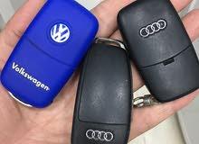 مفاتيح أصلي VW / AUDI / VOLVO / Alfa Romeo / Nissan / Rover