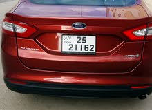 Ford Fusion 2014 For sale - Maroon color