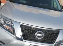 Nissan Pathfinder 2014 platinum