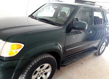 Toyota Sequoia car for sale 2002 in Tripoli city