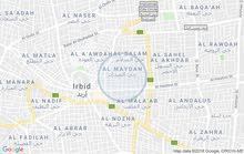 اربد الحي الشرقي شمال دوار الدره ب200م