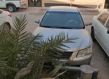 سياره سوناتا لون فضي للبيع السعر لي أعلى سوم