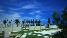 تصميم حدائق وديكور خارجي وداخلي