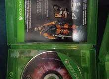 gear of wars and resident evil games for xbox one