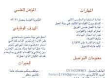 أبحث عن وظيفة ( فلسطيني بوثيقة مصريه ) معفي من الرسوم من الدولة