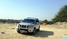 Gasoline Fuel/Power   Nissan Armada 2012
