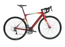 دراجه هوائيه للمحترفين وزنها 9kg