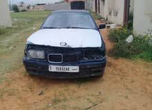 Blue BMW 320 1998 for sale