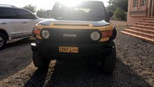 km Toyota FJ Cruiser 2008 for sale