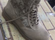 احذية صيد تركي جلد