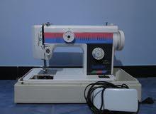 ماكينة خياطة و طريزة
