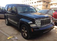 +200,000 km mileage Jeep Liberty for sale