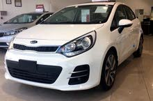 Kia Rio car is available for sale, the car is in New condition