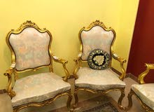 For sale Sofas - Sitting Rooms - Entrances that's condition is Used - Zagazig