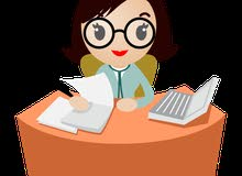 مطلوب موظفة نجيد اللغة الانجليزية او الفرنسية محادثة وكتابة