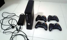Ajman - There's a Xbox 360 device in a Used condition