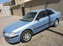 للبيع سياره مازدا 626  طراز 2001 رخيصه