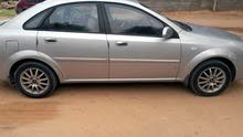 Lacetti with  transmission is available for sale