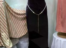 فستان ليلكي
