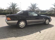 مرسيدس SL 500