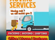 shifting / Moving Services
