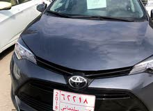 Toyota Corolla 2017 For sale - Grey color