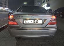 mercedes clk 240 GCC