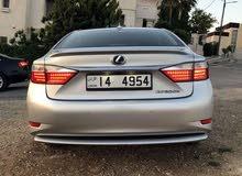 Automatic Lexus ES 2013