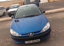 Used condition Peugeot 206 2006 with 50,000 - 59,999 km mileage
