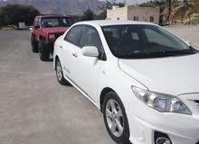 للبيع كورولا موديل2013 خليجي وكالة عمان